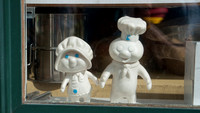 Mr. and Mrs. Doughboy